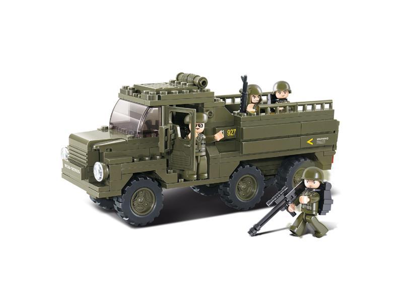 Sluban Vozidlo pro transport vojáků