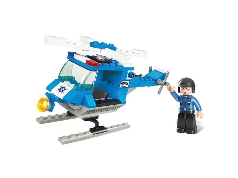 Sluban Policejní helikoptéra
