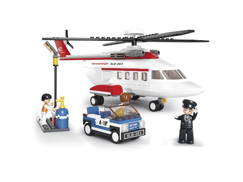 Sluban Osobní vrtulník