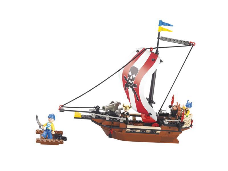 Sluban Pirátská loď