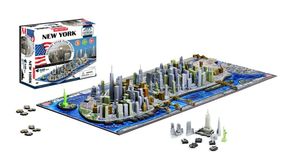 Puzzle 4D CITY NEW YORK