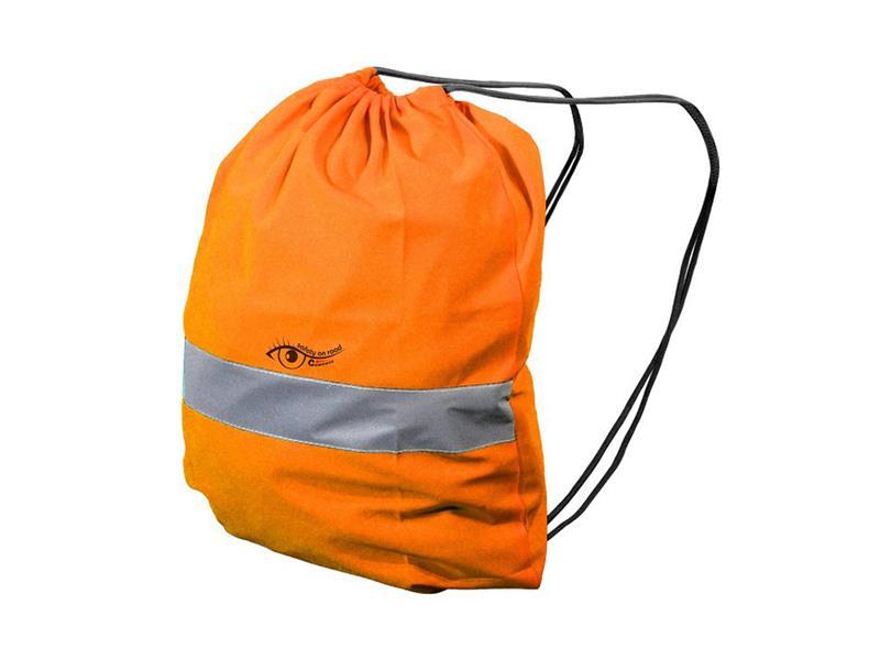 Reflexní batoh S.O.R. oranžový COMPASS 01748