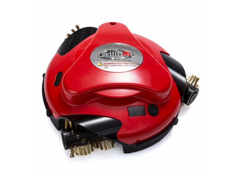 Čistič grilů robotický Grillbot Red GBU101