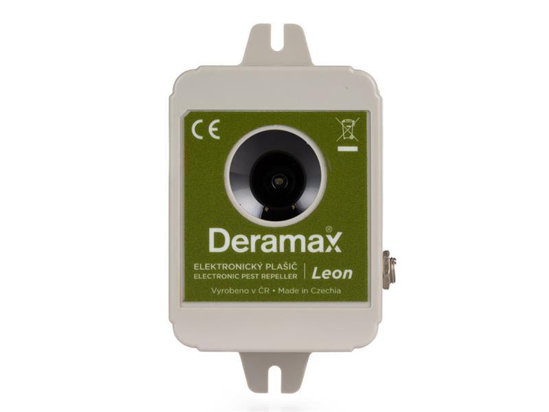 Deramax Leon ultrazvukový plašič divoké zvěře