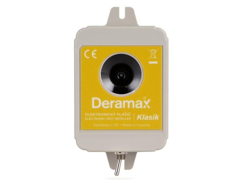 Odpuzovač DERAMAX Klasik - plašič kun a hlodavců