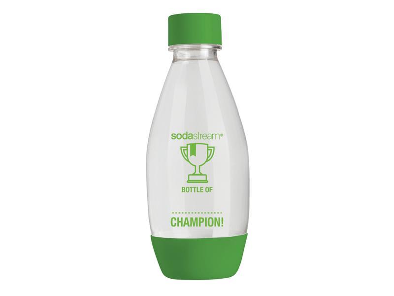 Sodastream láhev dětská CHAMPION GREEN 0.5l