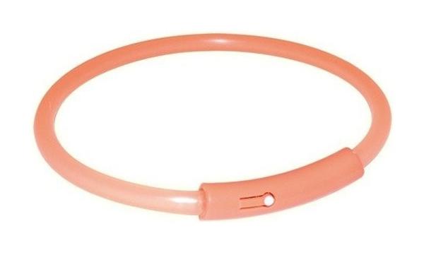 Trixie obojek Light Band blikající XS 25 cm