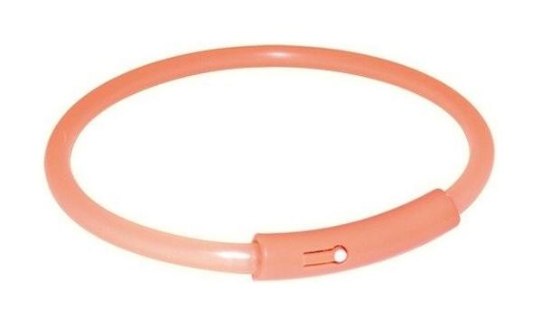 Trixie obojek Light Band blikající S 32 cm