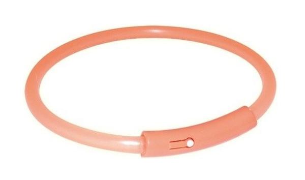 Trixie obojek Light Band blikající L 50 cm