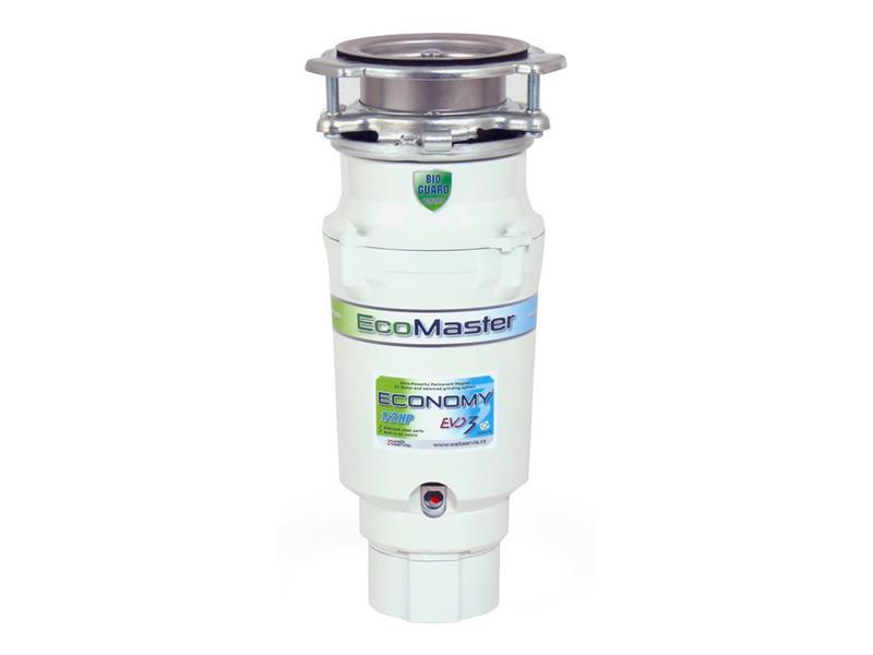 Drtič kuchyňského odpadu EcoMaster ECONOMY EVO3