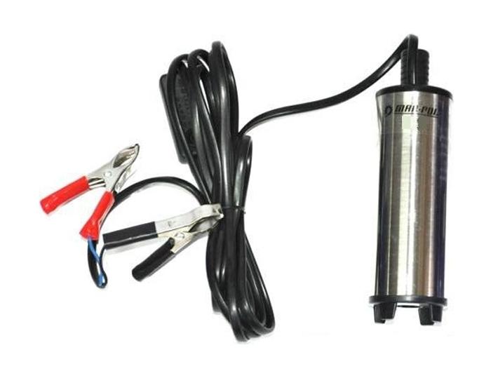 Mini čerpadlo na naftu 12V, 30l/min, MAR-POL