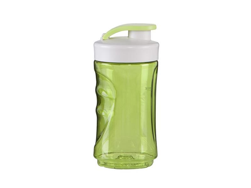 Malá láhev smoothie mixérů DOMO - zelená