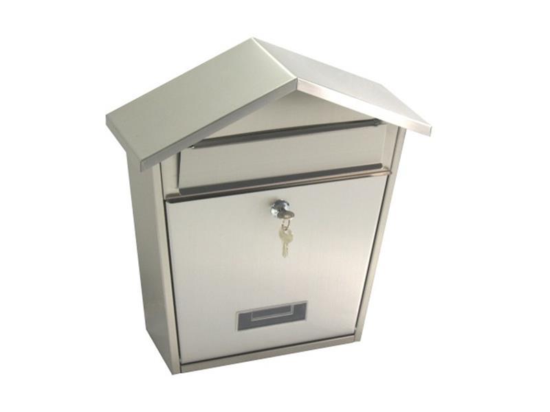 Schránka poštovní G21 LORI 320x380x105 nerez GA193