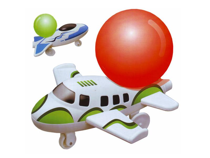 letadla na balónkový pohon větší