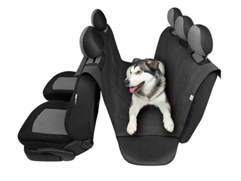 Deka ochranná pro psa do auta MAKS