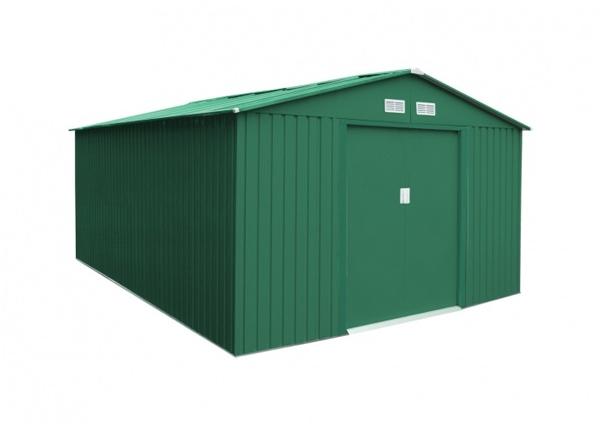 Domek zahradní G21 GAH 1092 311 x 351 cm GREEN