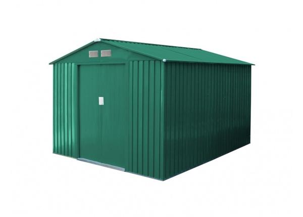 Domek zahradní G21 GAH 730 251 x 291 cm GREEN