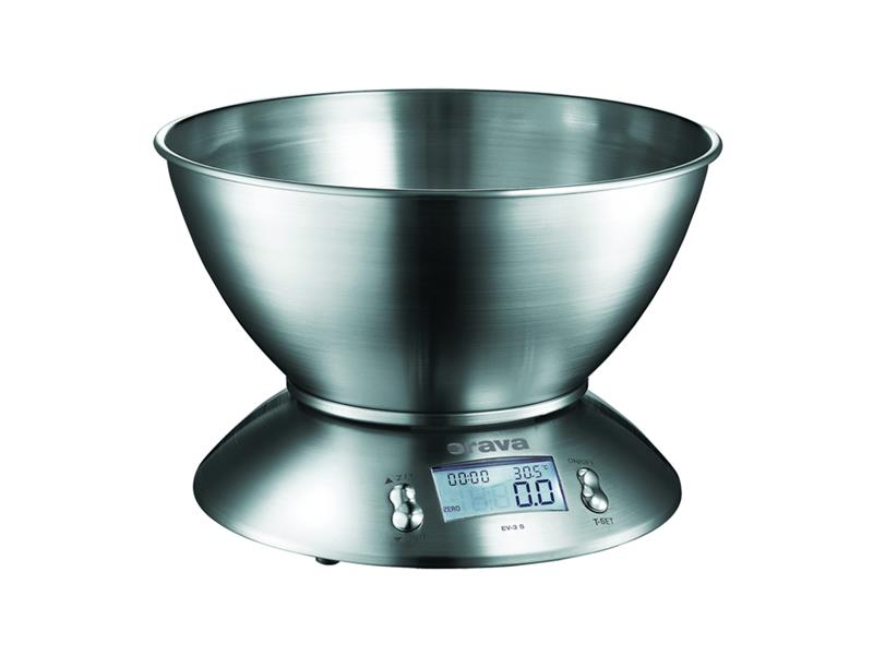Váha kuchyňská ORAVA EV-3 S