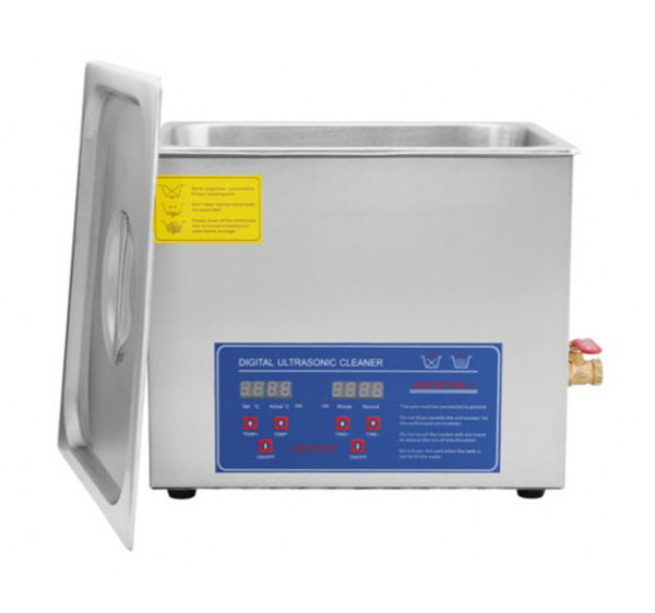 ELASON Čistička ultrazvuková EL 0010 digitální 10L