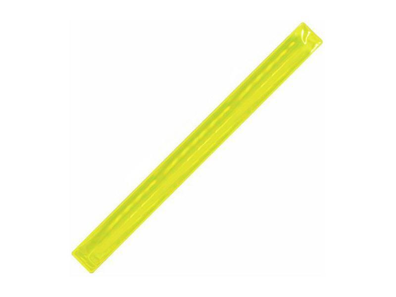 Reflexní pásek ROLLER bulk žlutý 33cm