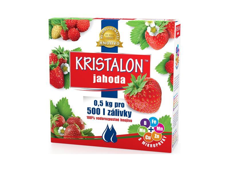Hnojivo krystalické KRISTALON jahoda 0.5 kg