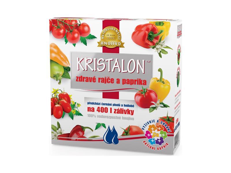 Hnojivo krystalické KRISTALON zdravé rajče a paprika 0.5 kg