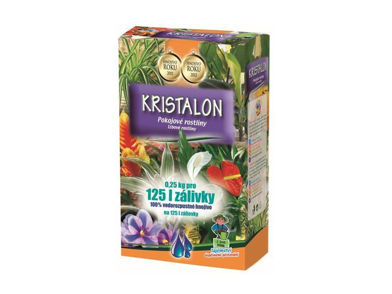 Hnojivo krystalické KRISTALON pokojové rostliny 0.25 kg