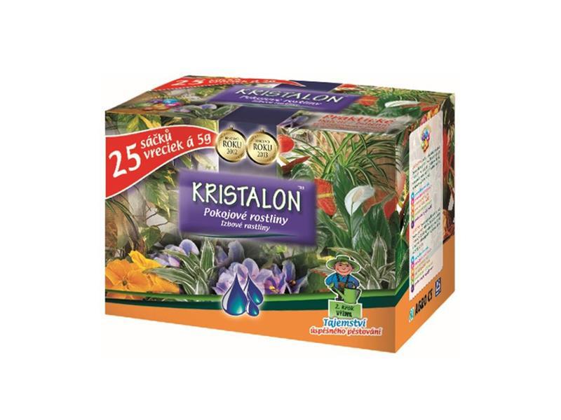 Hnojivo krystalické KRISTALON pokojové rostliny 25x 5 g