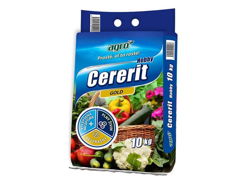 Hnojivo granulované AGRO CERERIT 10 kg pytel