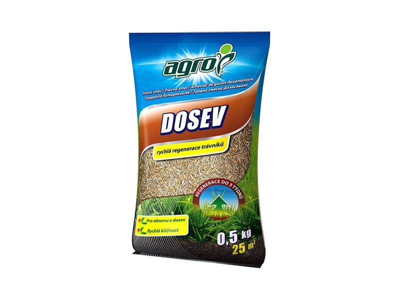 Směs travní AGRO DOSEV 0.5 kg