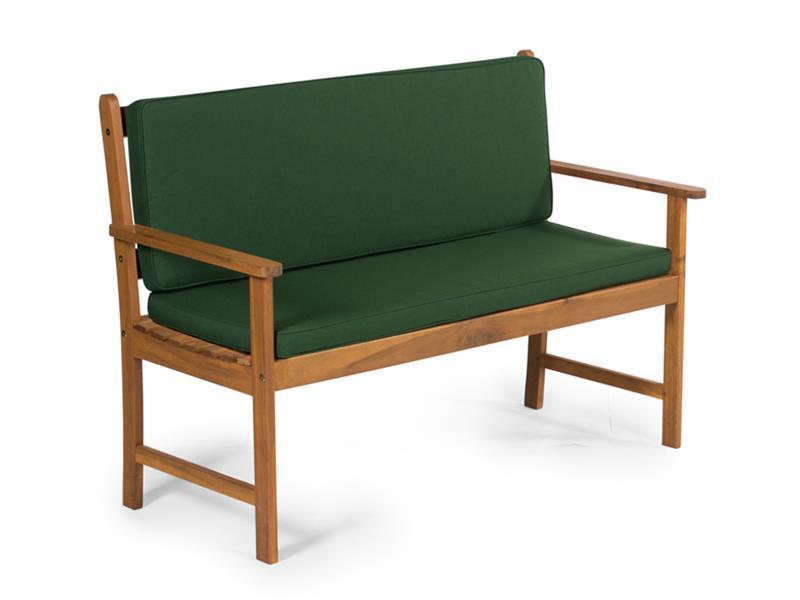 Potah na lavici FIELDMANN FDZN 9020 zelený 2 místa