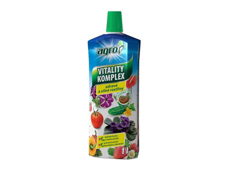 Hnojivo kapalné AGRO VITALITY KOMPLEX 1L