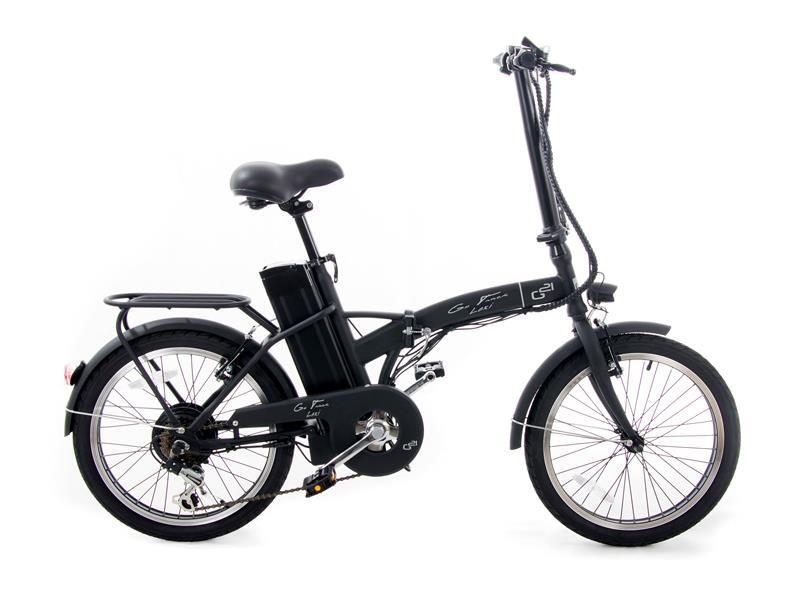"G21 Elektrokolo LEXI 250 W graphite black 20"" 2016"