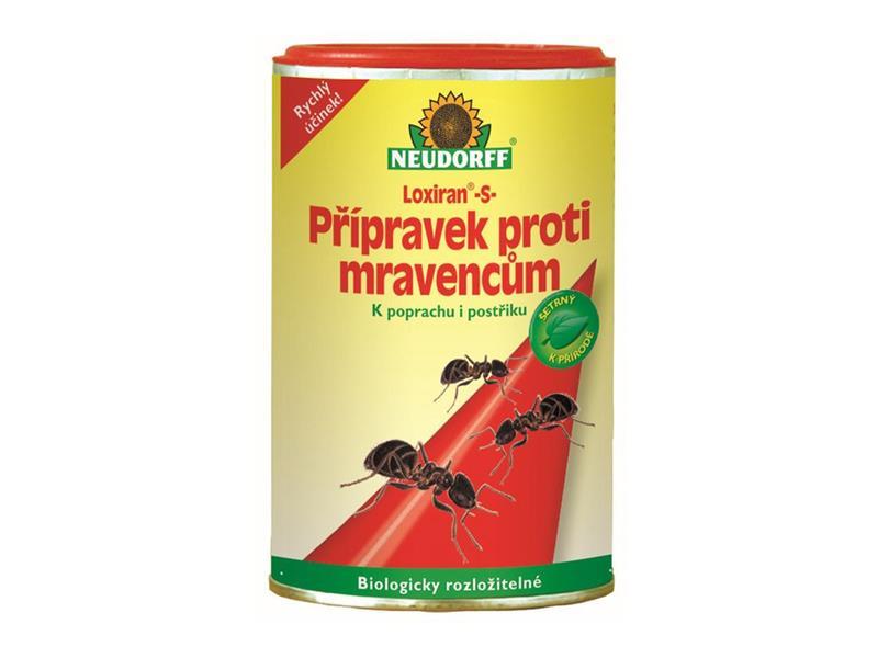 Přípravek proti mravencům NEUDORFF LOXIRAN 300 g