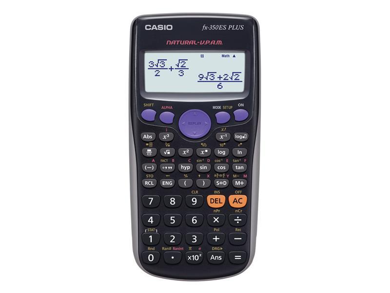 Kalkulátor CASIO FX 350 ES PLUS