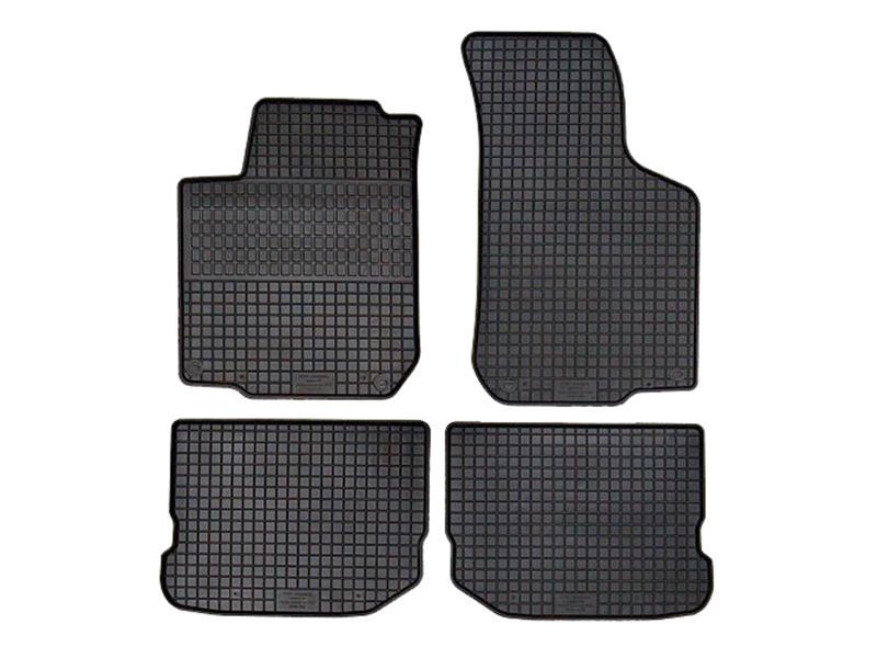 Koberce gumové přesné - Škoda Citigo