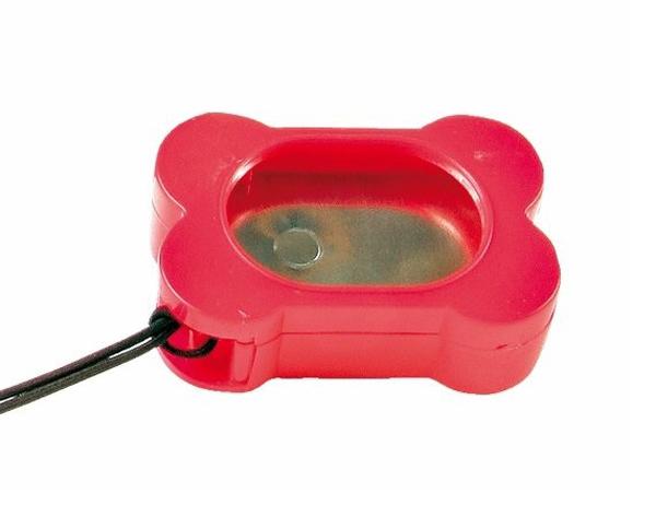 Klikr pro výcvik psa TRIXIE RED