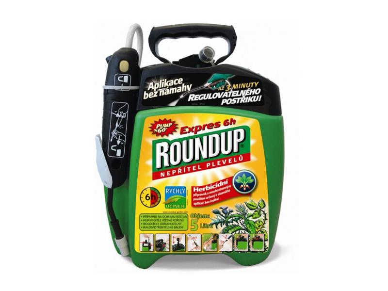 ROUNDUP Expres 6h 5L