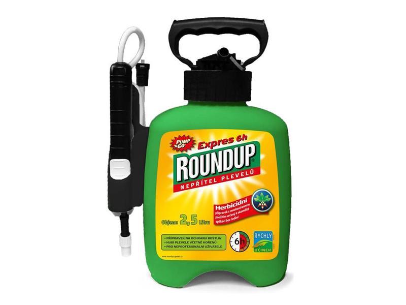 Herbicid ROUNDUP EXPRES 6h 2.5L rozprašovač