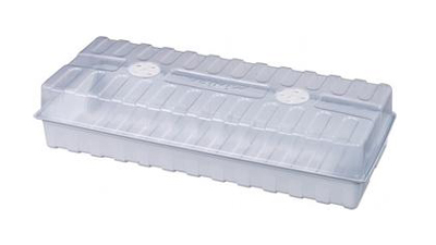 Minipařeniště nízké 47 x 20 x 10 cm s ventilací