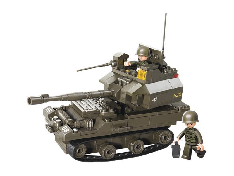 Stavebnice SLUBAN TANK T90 M38-B0282