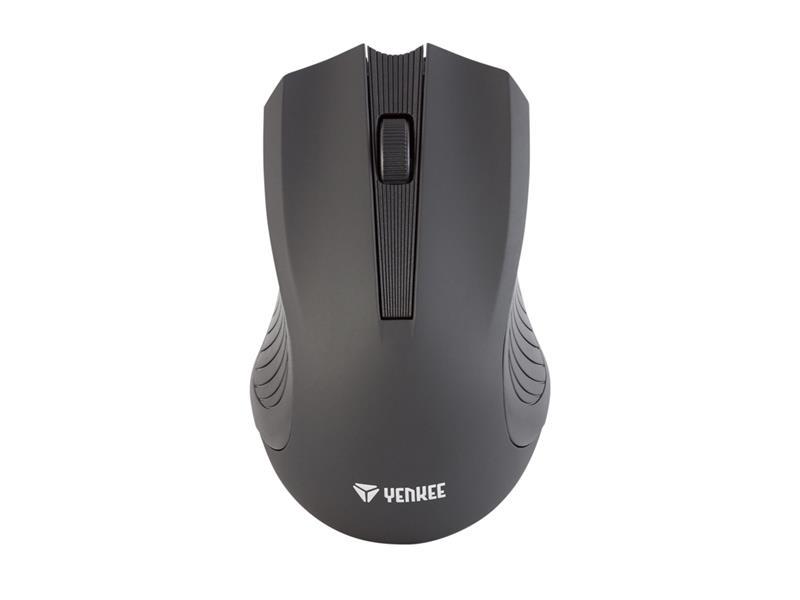 Myš bezdrátová YENKEE YMS 2015BK WL Monaco černá