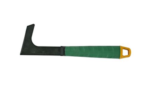 Nůž na plevel zahnutý