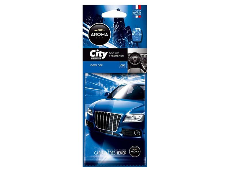 Vůně do auta CAR CITY New car