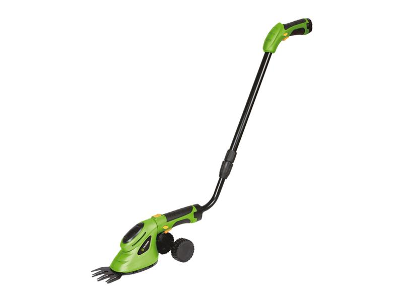 Zahradní nůžky aku FIELDMANN FZN 4102-AT na trávu a keře, teleskopické