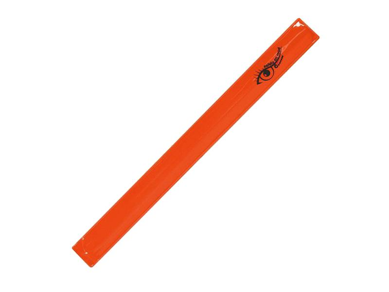 Reflexní pásek ROLLER XXL oranžový COMPASS 01694