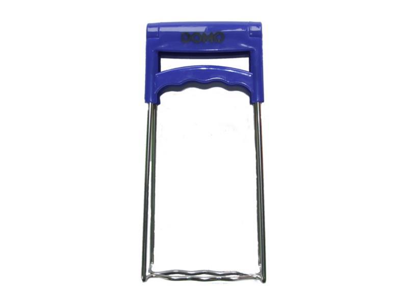 Vytahovací kleště zavař. sklenic - modré - DOMO