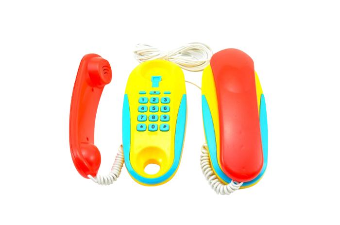 Telefony dětské 2ks