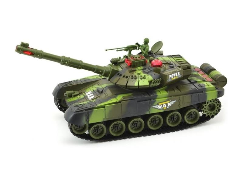 TEDDIES RC model TANK 25 cm