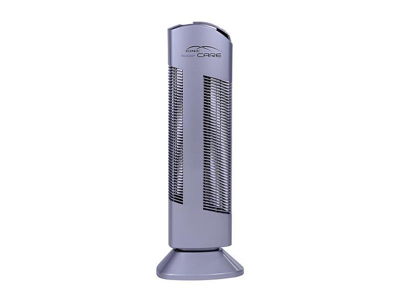Čistička vzduchu IONIC-CARE TRITON X6 stříbrná + ZDARMA láhev 0.7L